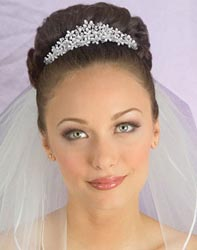 tiaras and veils by aa bridal